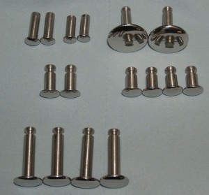 convertible roof pin set