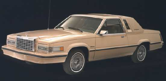 Ford Thunderbird 1981 photo and video review, price ...