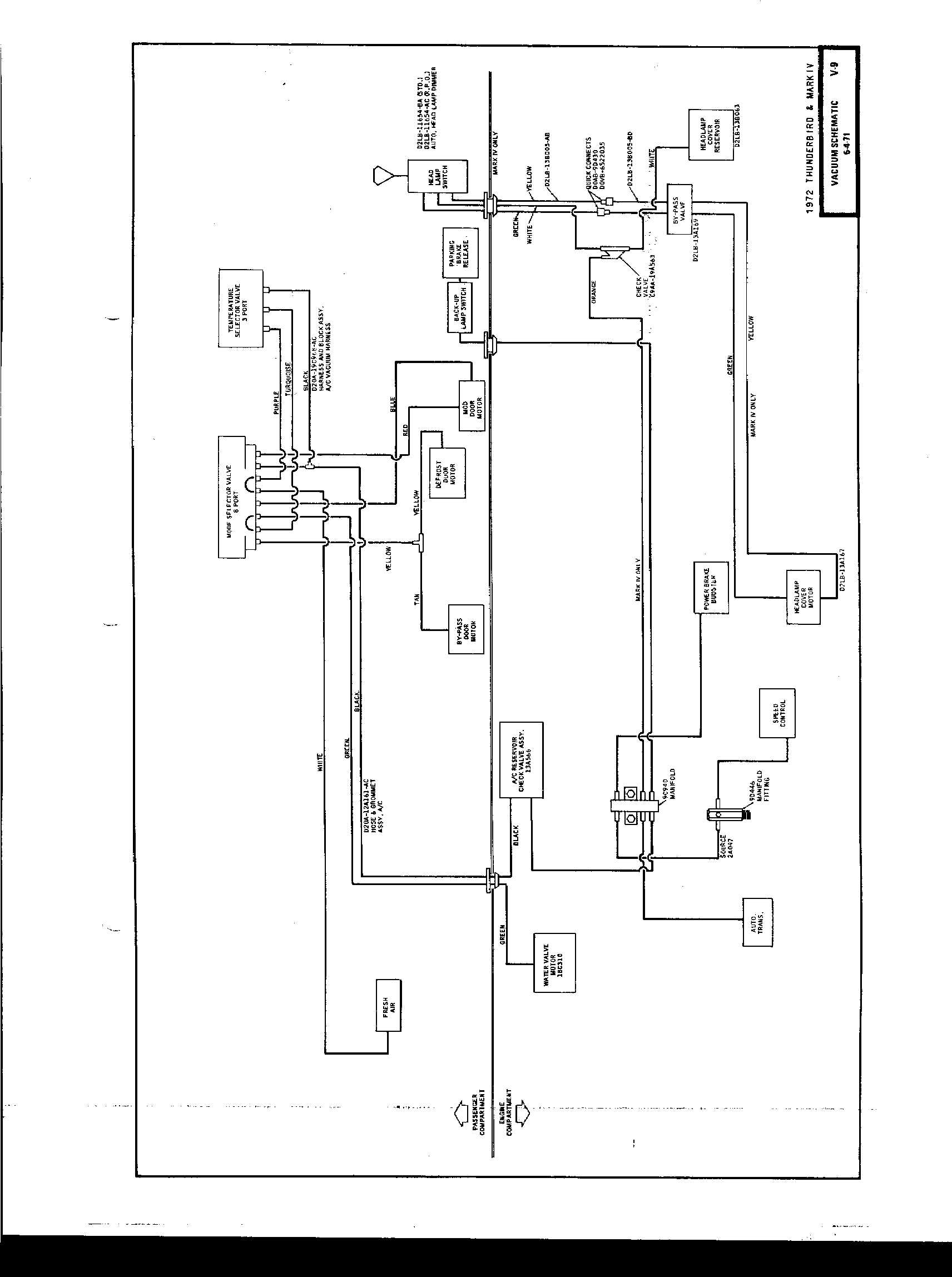 Vac on Turn Signal Flasher Diagram